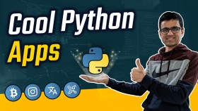 Cool Python Apps