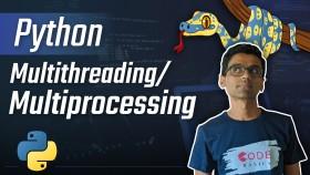 Python Multithreading/Multiprocessing