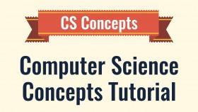 Computer Science Concepts Tutorial